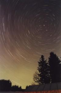 Strichspuren-Sternwarte